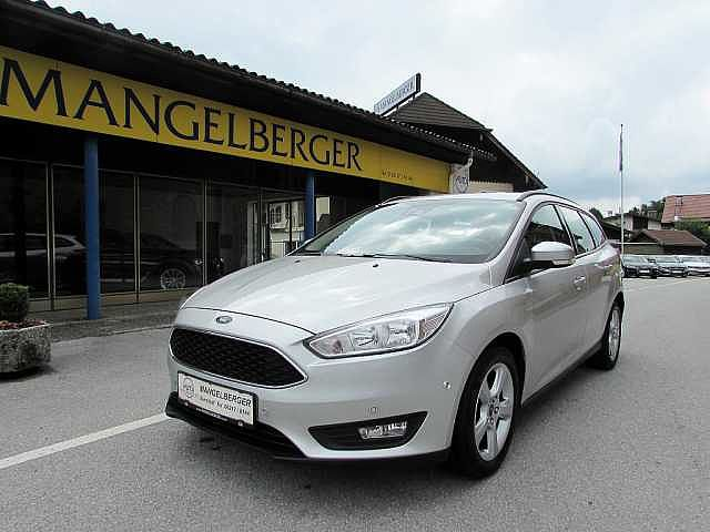 Ford Focus Traveller 1,5 TDCi Business, NAVI, AHV, PDC